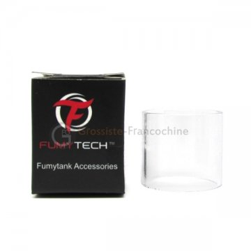 Glass tube de Fumytank