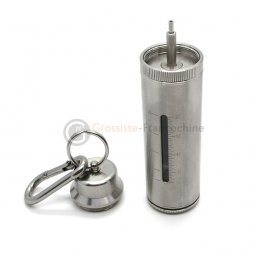 Bottle stainless steel 20ml