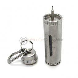 Bottle stainless steel 20ml