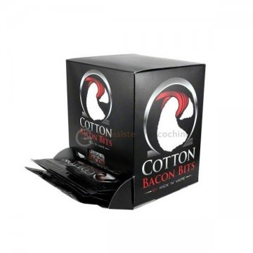 Cotton Bacon V2 Wick N' Vape (boîte/50pcs)