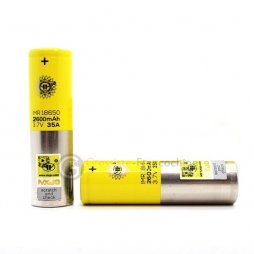 MXJO 18650 2600mah 35AMP RECHARGEABLE