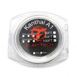 Kanthal A1 30M 100FT(26ga*32ga) Fumytech