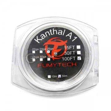 Kanthal A1 (30M)100FT 26ga Fumytech
