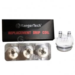 Kanger Subdrip Replacement Coils 0.2ohm pour DRIPBOX