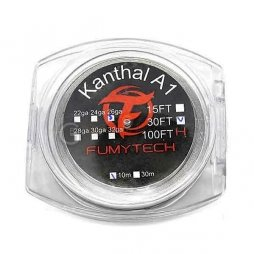 Kanthal A1 Twisted Wire 10M(26ga+32ga)Fumytech