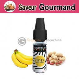 Elvis's Last Meal 3x10ml - Addiction