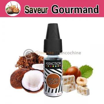Brown Sugar 3x10ml - Addiction