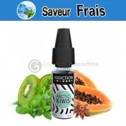 Arctic Kiwis 3x10ml - Addiction