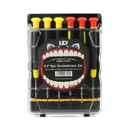 Screwdrivers Set 6pcs - UD