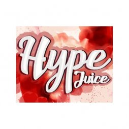 Strawberry Mixer - Hype Juice 50ml 0mg TPD READY