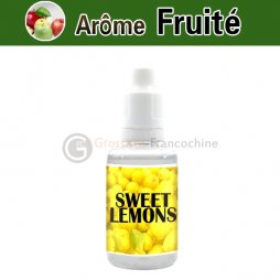 Concentrate Sweet Lemons - Vampire Vape 30ml
