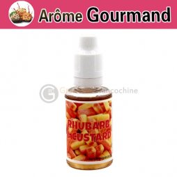 Concentrate Rhubarb and Custard - Vampire Vape 30ml