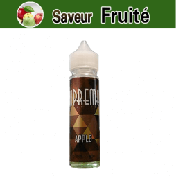 Apple 0mg - Supreme E-juice 50ml TPD FRANCE & BELGIQUE