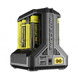 i8 Intelligent Charger EU edition - Nitecore