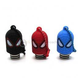 Drip tips 510 Résine antipoussière - SpiderMan