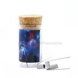 Flame coil B N80 0.3Ω (28GA*3+38GA) - Demon Killer