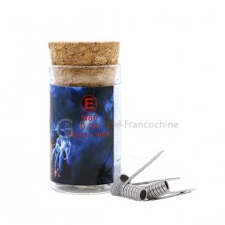 Flame coil E N80 0.2Ω (26GA*2+38GA) - Demon Killer