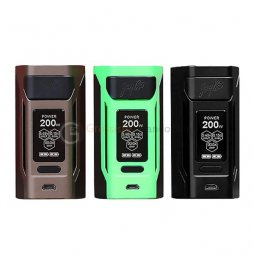 Reuleaux RX2 200W 20700/18650 - WISMEC