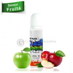 apple 0mg- Cloud Niners 50ml TPD