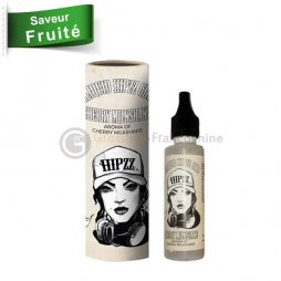 Cherry Milkshake 0mg - Hipzz Girl 20ml TPD EUROPE