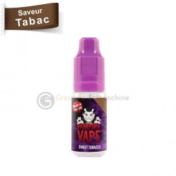 Sweet tobacco - Vampire Vape 10ml TPD READY