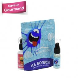 Concentrate ice bonbon - Sensation Malaysian