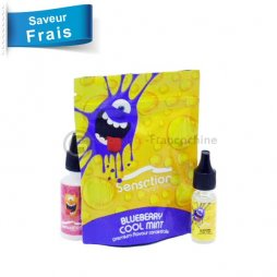 Concentrate Blueberry cool mint- Sensation Malaysian