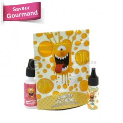 Concentrate Orange Icecream - Sensation Malaysian 10ml