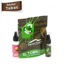 Concentré El Tobacco - Sensation Malaysian 10ml