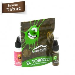 Concentré El Tobacco - Sensation Malaysian 10ml