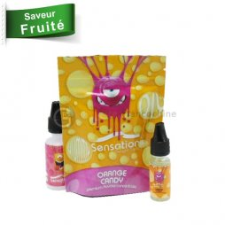 Concentré Orange candy - Sensation Malaysian 10ml