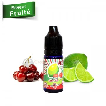Concentrate Lime & Cherry Retro Juice - Big Mouth 10ml