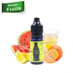 Flavour Watermelon Tangerine Lime Fizzy Concentrate Big Mouth 10ml