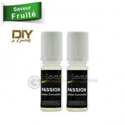 Passion concentrate - e-Saveur 2 x 10ml