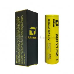 Batteries 20700 4200mAh 30A - Listman
