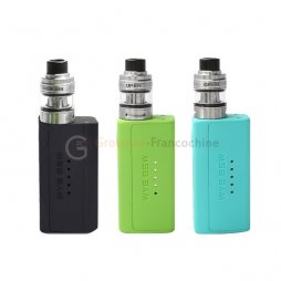 Pack WYE TC 85W with H8 mini tank - Tesla