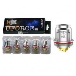 Résistances Uforce 0.4Ω OCC 5pcs - VOOPOO