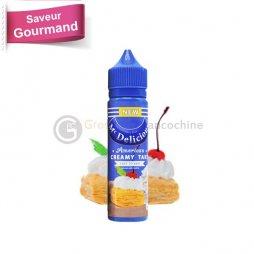 Strawberry Cookie 0mg - Mc Delicious 50ml