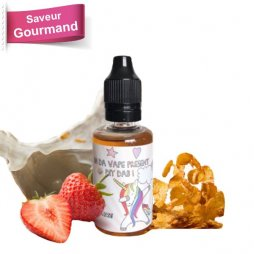 Concentré DIY Dab Cereal Milk Strawberry
