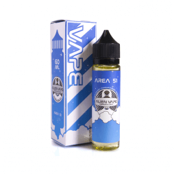 Area 51 0mg - Alien Vape 50ml TPD