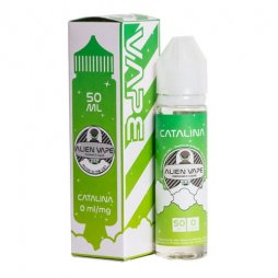 Catalina 0mg - Alien Vape 50ml TPD