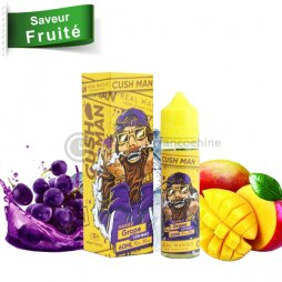 Mango Grape 0mg - Cush man Nasty juice 50ml TPD