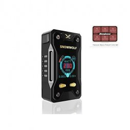 Box Xfeng 230W TC new color- Snowwolf