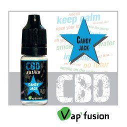 Candy Jack CBD - Vap'fusion 10ml