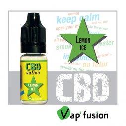 Lemon Ice CBD - Vap'fusion 10ml