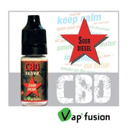 Sourd Diesel CBD - Vap'fusion 10ml