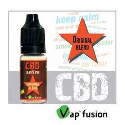 Original blend CBD - Vap'fusion 10ml