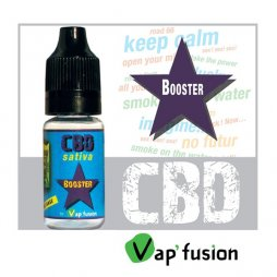 Booster Sativa CBD - Vap'fusion 10ml