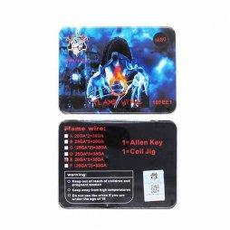 Flame wire E N80 10FT (26GA*2+38GA) - Demon Killer