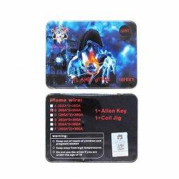 Flame wire B N80 10FT (28GA*3+38GA) - Demon Killer